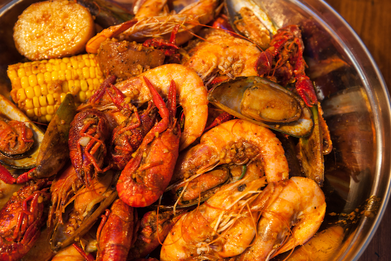 Order Online Long Beach The Cajun Crab Menu New Togo 01 02 03